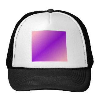 D2 Bi-Linear Gradient - Pink and Violet Cap