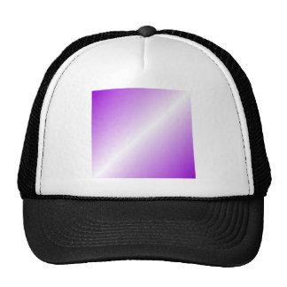 D2 Bi-Linear Gradient - Violet and White Cap