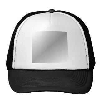 D2 Bi-Linear Gradient - White and Gray Trucker Hat