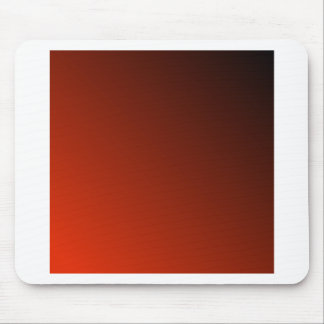 D2 Linear Gradient - Black to Red Mouse Pad