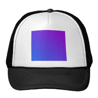 D2 Linear Gradient - Violet to Blue Hats