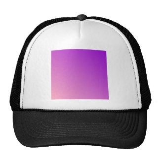 D2 Linear Gradient - Violet to Pink Hats