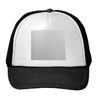 D2 Linear Gradient - White to Gray Trucker Hat