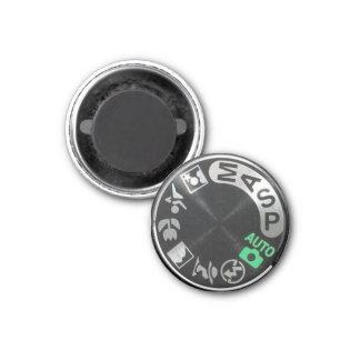 D90 Mode Dial Magnet