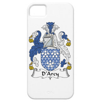 D'Arcy Family Crest iPhone 5 Cases