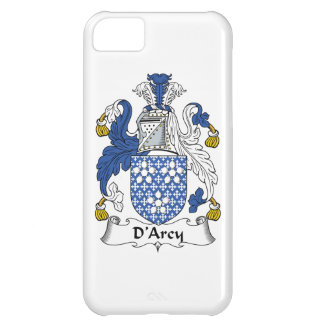 D'Arcy Family Crest Case For iPhone 5C