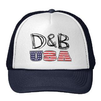 D&B USA Hat