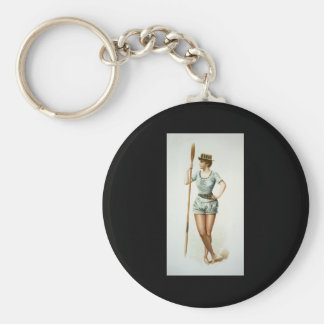D. Buchner & Co. chewing and smoking tobacco Key Ring
