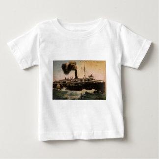 D&C Line Steamer City of Mackinac Baby T-Shirt