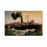 D&C Line Steamer City of Mackinac Postcards