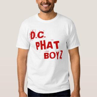 D.C. Phat Boyz Tee Shirts