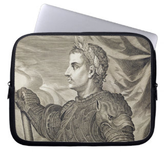 D. Claudius Caesar Emperor of Rome from 41 - 54 AD Laptop Sleeve