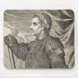 D. Claudius Caesar Emperor of Rome from 41 - 54 AD Mouse Pad