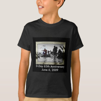 D-Day 65th Anniversary June 6, 2009 T-Shirt