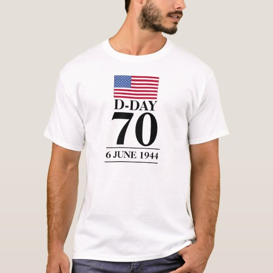 D-Day 6-June 1944 T-Shirt