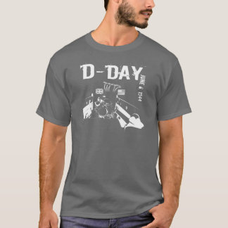 D-DAY 6th Juni 1944 T-Shirt