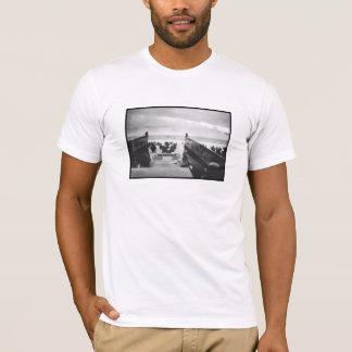 D-Day Landing Painting T-Shirt