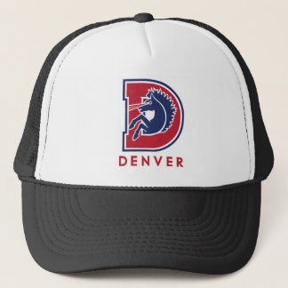 D Denver Logo Trucker Hat