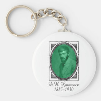 D H Lawrence Keychains