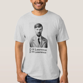D H Lawrence T-shirt