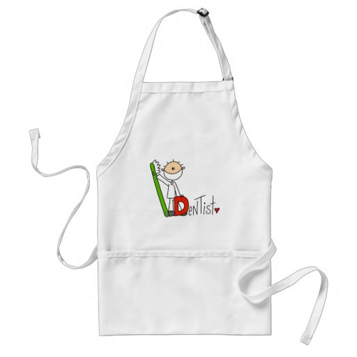 D is for Dentist Apron