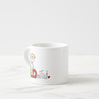 D is for Dentist Espresso Cup