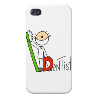 D is for Dentist iPhone 4 Case