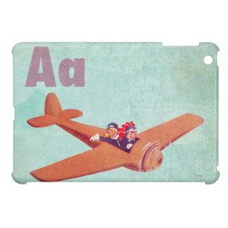 D is for Dinosaur iPad Mini Case