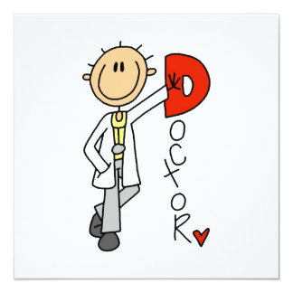 D is for Doctor Card