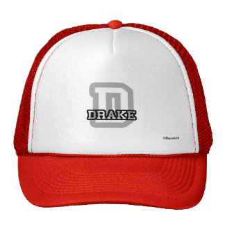 D is for Drake Hat
