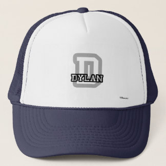 D is for Dylan Trucker Hat