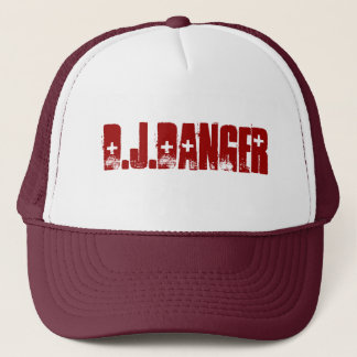 d.j.danger trucker hat