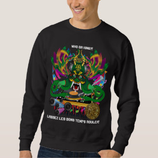 D. J. Dragon King Sweatshirt
