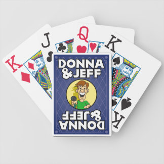 D&J's Cards Bicycle Playing Cards