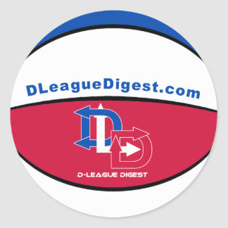 D-League Digest Sticker