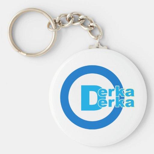 D-logo DERKA DERKA Key Chains