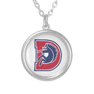 D Logo Necklaces