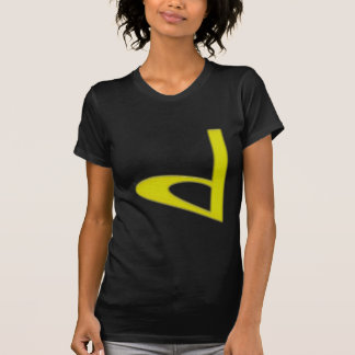 d Lowercase American Letter Tshirts
