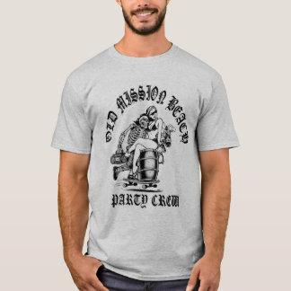 D MB Party Crew Color T-shirt