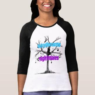 D&N 3/4 Sleeve Ladies T T-shirt