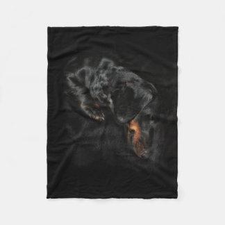 D Nora WLL Fleece Blanket