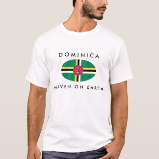 D O M I N I C A, H E A V E N  on Earth T-Shirt