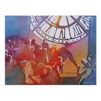 D Orsay Cafe Postcard