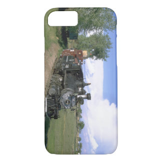 D&RG narrow gauge 2-8-0 #346, 1880's iPhone 8/7 Case