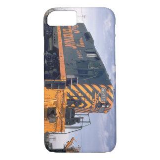 D&RGW standard gauge EMD GP-9_Trains iPhone 7 Case