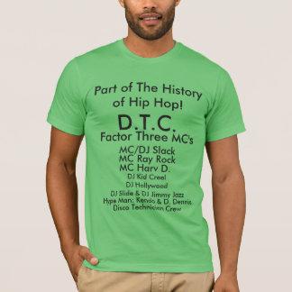 D.T.C. Men's Basic American Apparel T-S T-Shirt