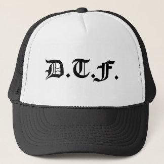D.T.F. TRUCKER HAT