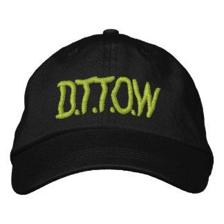 D.T.T.O.W hat Baseball Cap
