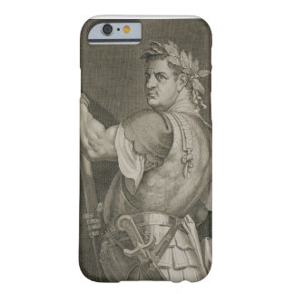 D. Titus Vespasian Emperor of Rome 79-81 AD engrav Barely There iPhone 6 Case