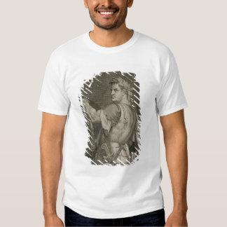 D. Titus Vespasian Emperor of Rome 79-81 AD engrav T Shirt